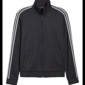 Men's Vince Slim Fit Track Jacket